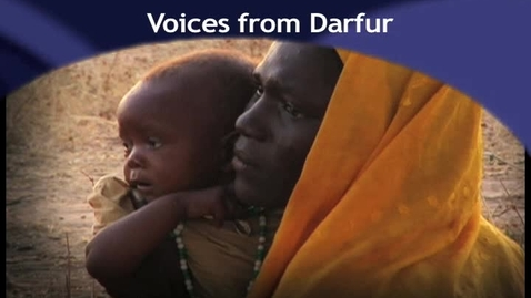 Thumbnail for entry Voices from Darfur
