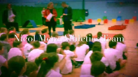 Thumbnail for entry Indoor athletics competition