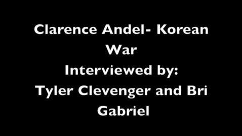 Thumbnail for entry Korean war__