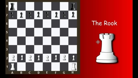 Thumbnail for entry The Rook Beginner Lesson 4
