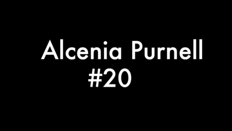 Thumbnail for entry Alcenia Purnell