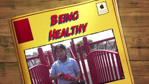 Thumbnail for entry Being Healthy