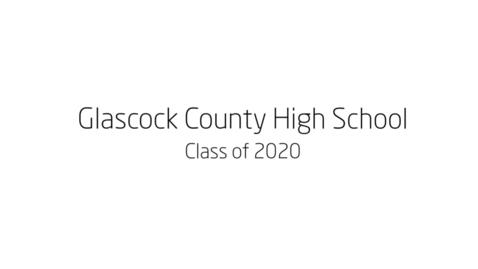 Thumbnail for entry GCCS Seniors Class of 2020