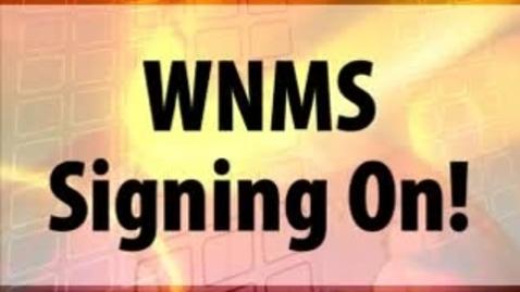 Thumbnail for entry 04-24-14 WNMS Season 2.0 Episode 117
