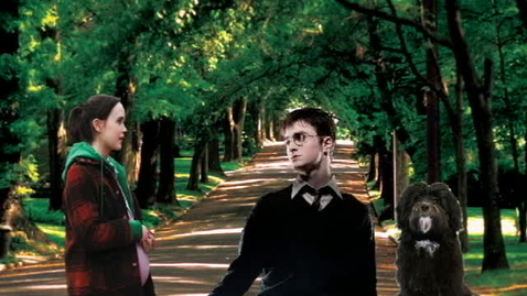Thumbnail for entry if ellen page met daniel  radcliffe (AM)