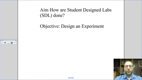 Thumbnail for entry SDL Labs