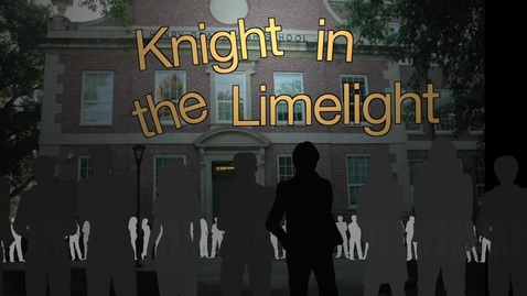 Thumbnail for entry Knight In the Limelight - Urban Farming