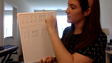Thumbnail for entry 2nd Music Lesson June 2