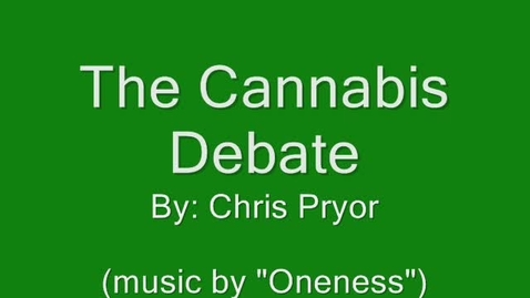 Thumbnail for entry The Cannabis Decision