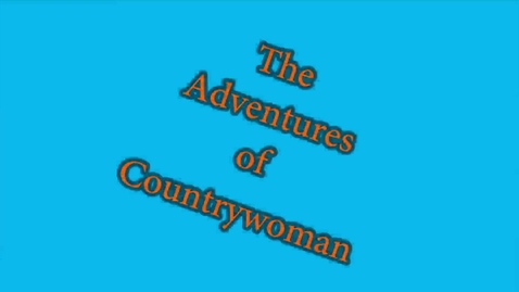 Thumbnail for entry Behind the Scenes of Countrywoman