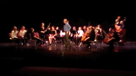 Thumbnail for entry Heifetz Trio perform at RHS