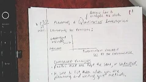 Thumbnail for entry Quantitative Investigations