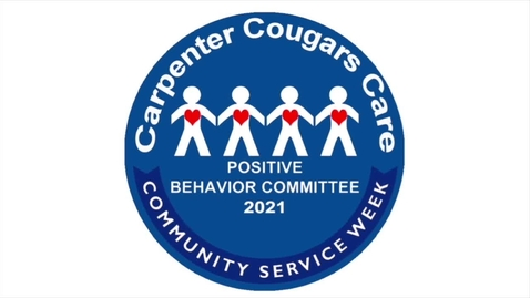Thumbnail for entry Community Service Week 2021 Recap