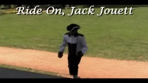 Thumbnail for entry Ride On Jack Jouett | Monticello (2010)