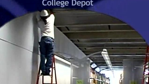 Thumbnail for entry College Depot
