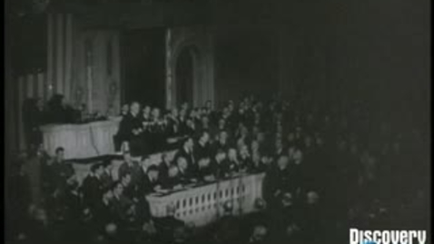 """Thumbnail for entry FDR's """"Infamy"""" Speech December 7, 1941"""