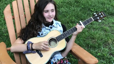 Thumbnail for entry Ava Talent Show video
