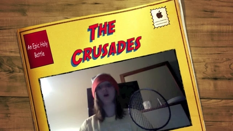 Thumbnail for entry Rilee: The Crusades: An Epic Holy Battle