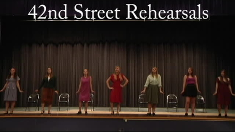 Thumbnail for entry Berkley HS Presents 42nd Street