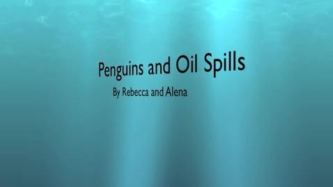 Thumbnail for entry Penguins & Oil Spills