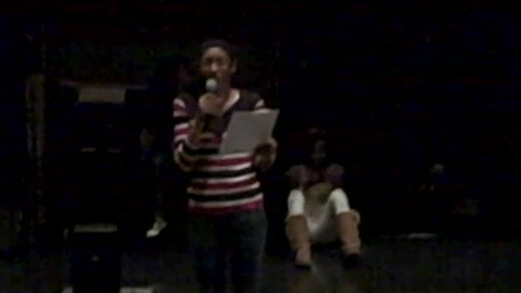 Thumbnail for entry KCP Poetry Slam #1 - 11/15/11