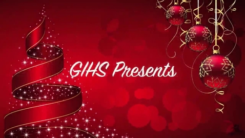 Thumbnail for entry Sleigh Ride GIHS 2015-16 Holiday Lip Dub