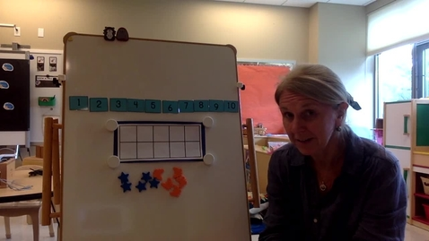 Thumbnail for entry Math:   Counting on a Tens Frame