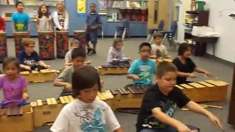 "Thumbnail for entry 13-14 Ms. Hamilton's 2nd grade class ""1, 2, 3, 4, 5"" by Kriske/DeLelles"
