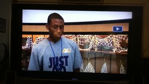 Thumbnail for entry Newscenter 7 Dunbar Basketball Interview 6/21/2012