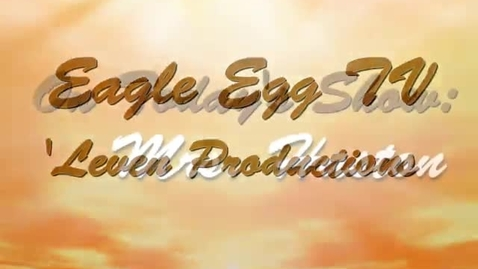 Thumbnail for entry Eagle Egg TV - Mrs. Haston's Interview