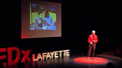 Thumbnail for entry Teaching Methods for Inspiring the Students of the Future   Joe Ruhl   TEDxLafayette