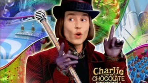 Thumbnail for entry Wiily Wonka Alert!!!