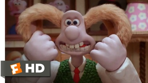 Thumbnail for entry Wallace & Gromit: The Curse of the Were-Rabbit (2005) - Brain Swap Scene (6/10) | Movieclips