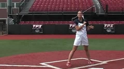 Thumbnail for entry Jessica Mendoza Softball Training - HIT: Slapping - softball : Softball.com