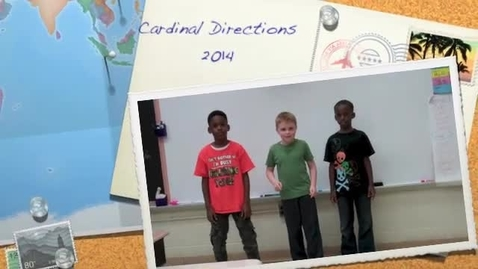 Thumbnail for entry Cardinal Directions 2014