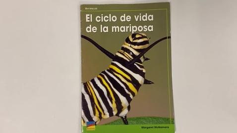 Thumbnail for entry Ciclo de vida la mariposa - Parte 1