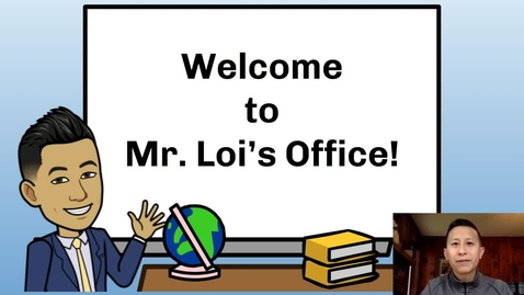 Thumbnail for entry Principal Loi's Message to Students: April 9, 2020