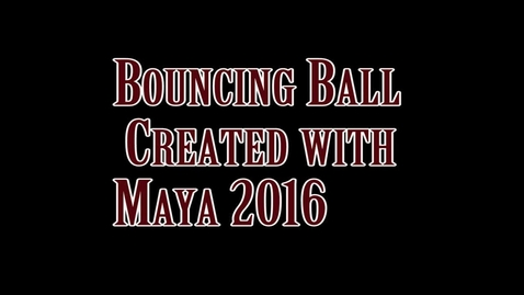 Thumbnail for entry Looping Ball Bounce