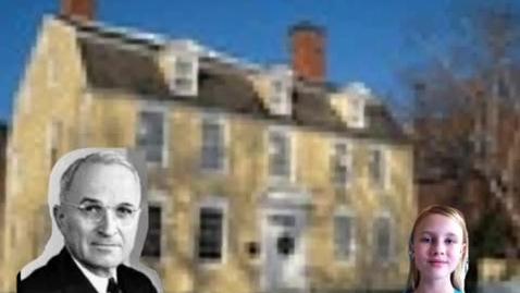 Thumbnail for entry President Truman Report