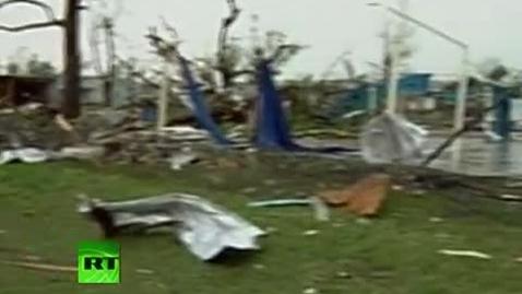 Thumbnail for entry Joplin Tornado
