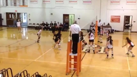 Thumbnail for entry Volleyball Highlights