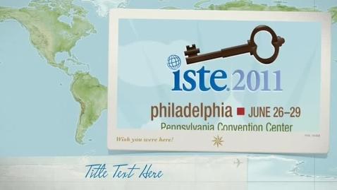 Thumbnail for entry ISTE Poster Session Kids 2 Kids