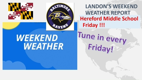 Thumbnail for entry Weather with Landon ad