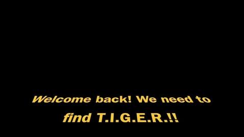 Thumbnail for entry T.I.G.E.R.