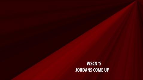 Thumbnail for entry Jordans - Beginning Broadcasting 2015/2016