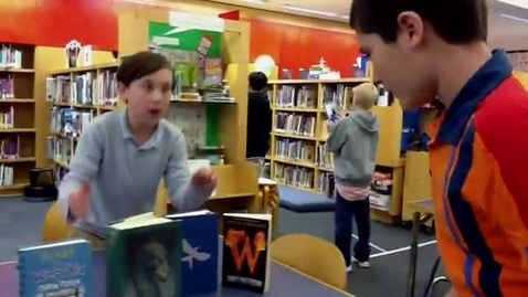 Thumbnail for entry School Libraries are Free!