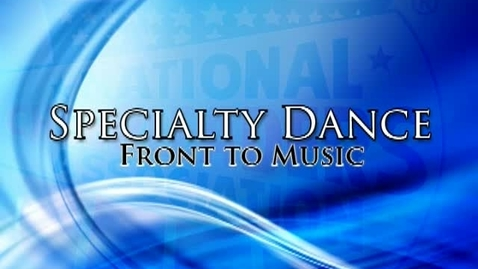 Thumbnail for entry 2011 Cheer specialty dance