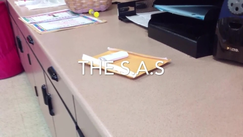 Thumbnail for entry The S.A.S.