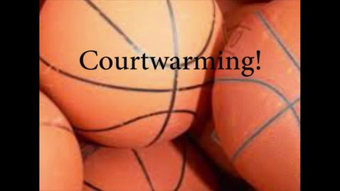 Thumbnail for entry Courtwarming 2013
