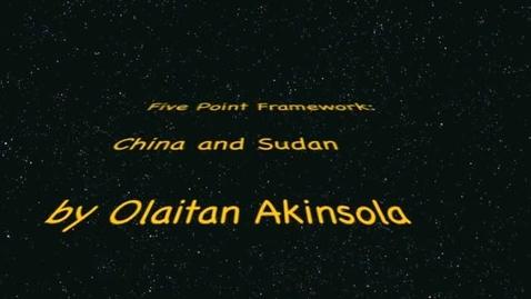 Thumbnail for entry Five Point Framework